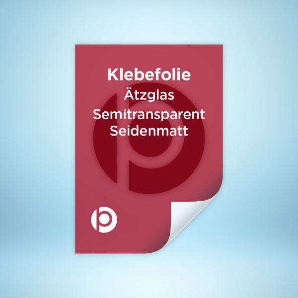 Klebefolie Ätzglas Semitransparent