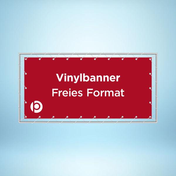 Vinyl Banner 500g Freies Format