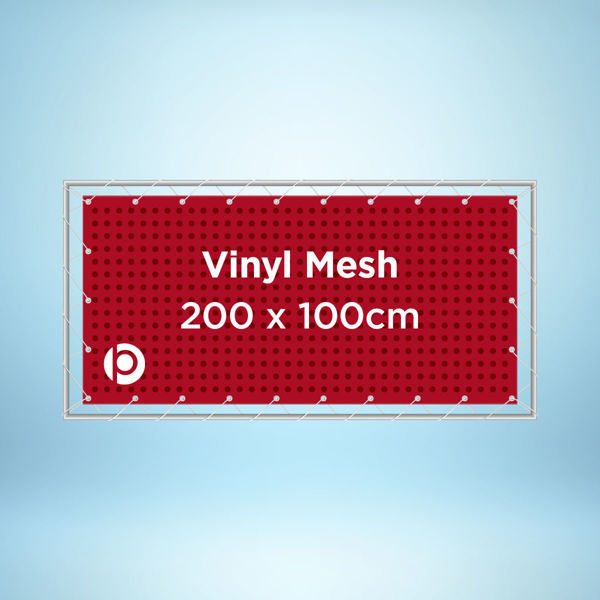 Vinyl Mesh 280g 200x100cm