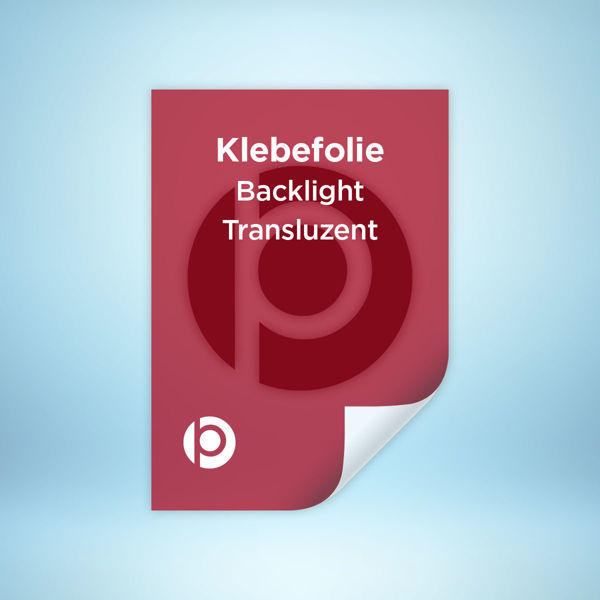 Klebefolie Transluzent Backlight